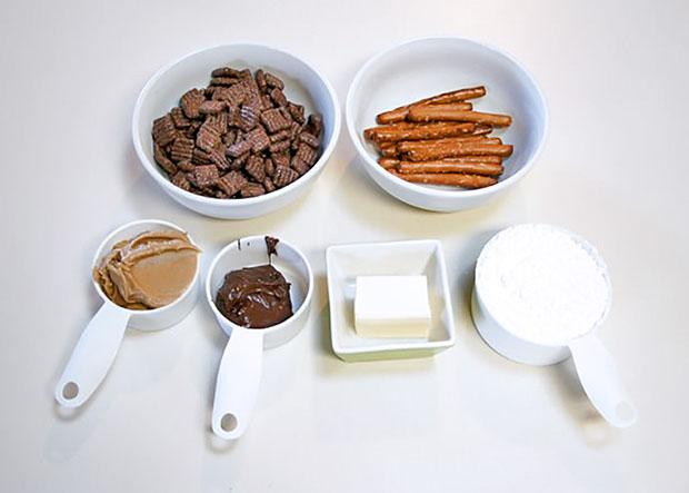 Jednoduchý a rýchly recept na chutné zasnežené čokoládové šišky 3