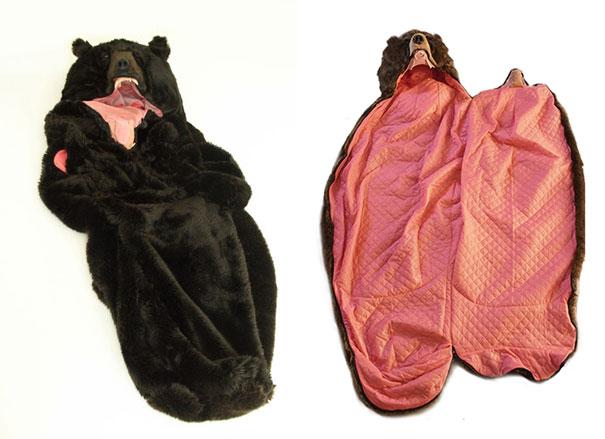 Eiko Ishizawa spaci vak v podobe medveda 4
