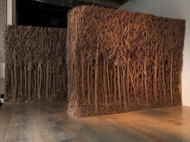 Umenie z kartónu, po ktorom ostanete v nemom úžase | Eva Jospin 1