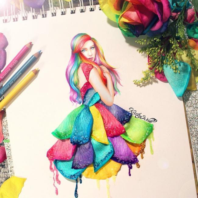 ilustracie Kristina Webb 4