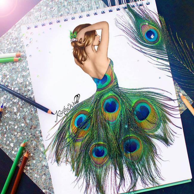 ilustracie Kristina Webb 6