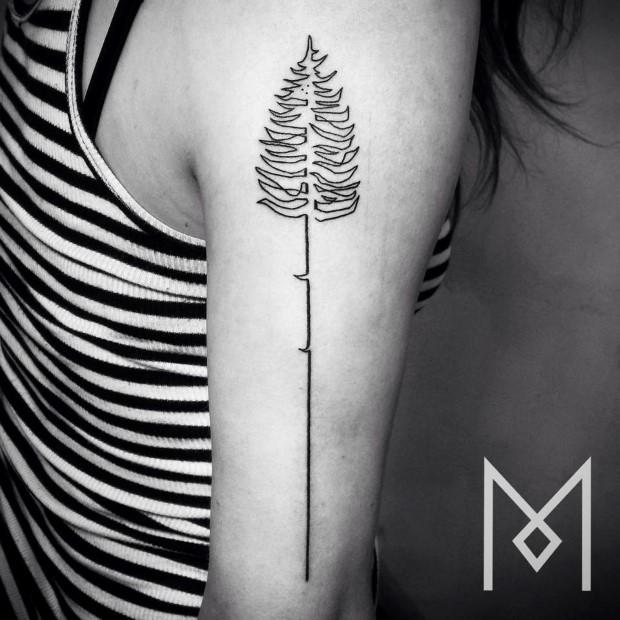 umenie tetovania mo ganji 2