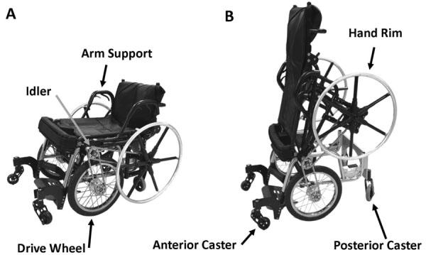 Úžasný vynález! Vozíček, ktorý postaví handicapovaných. 1