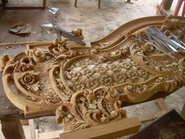 Roni Rony vyrezavanie do dreva 6