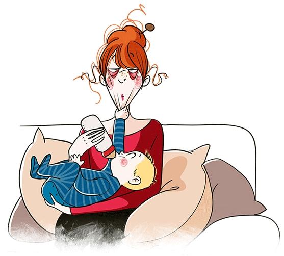 ilustracie ktorym bude rozumiet kazda matka nathalie jomard 20