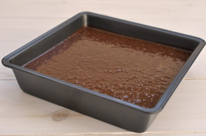 recept na jednoduche cokoladove brownies 4
