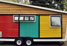 Pojazdný domček toybox má len 13 m², no šetrí každý centimeter!