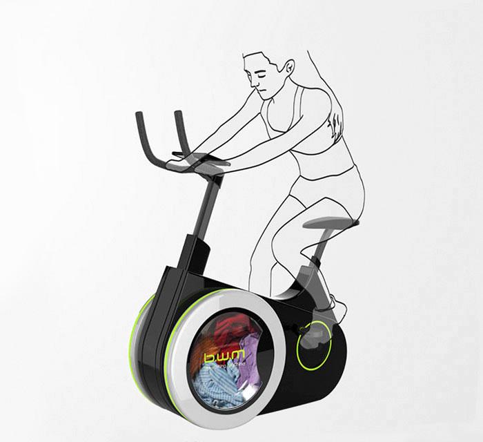 Bicycle Washing Machine bicyklova pracka 1