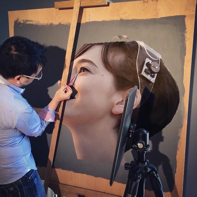 Hirothropologie fotorealisticke malby umenie 12