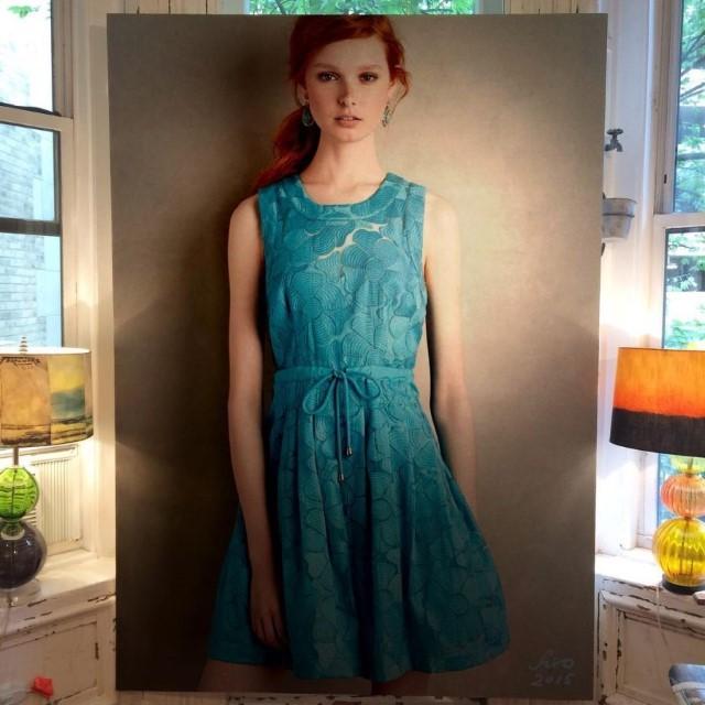 Hirothropologie fotorealisticke malby umenie 14