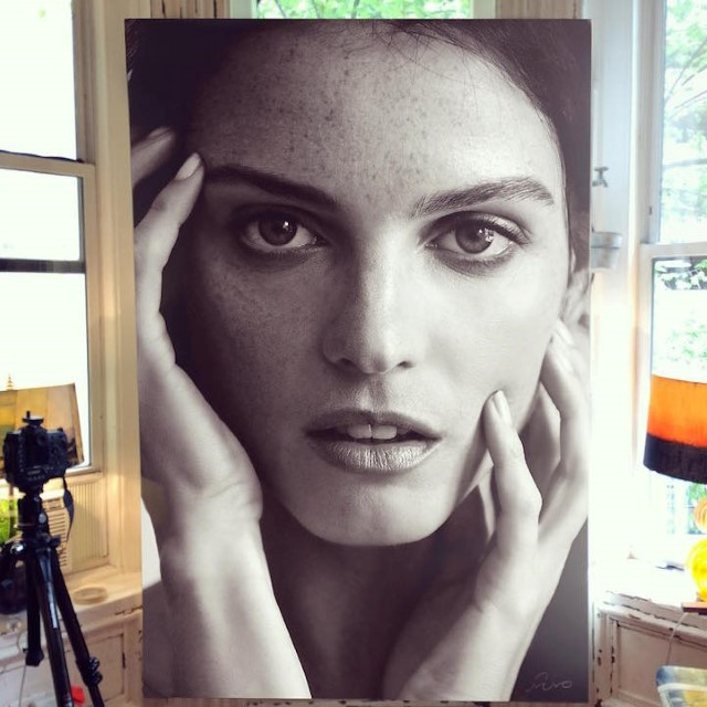 Hirothropologie fotorealisticke malby umenie 2