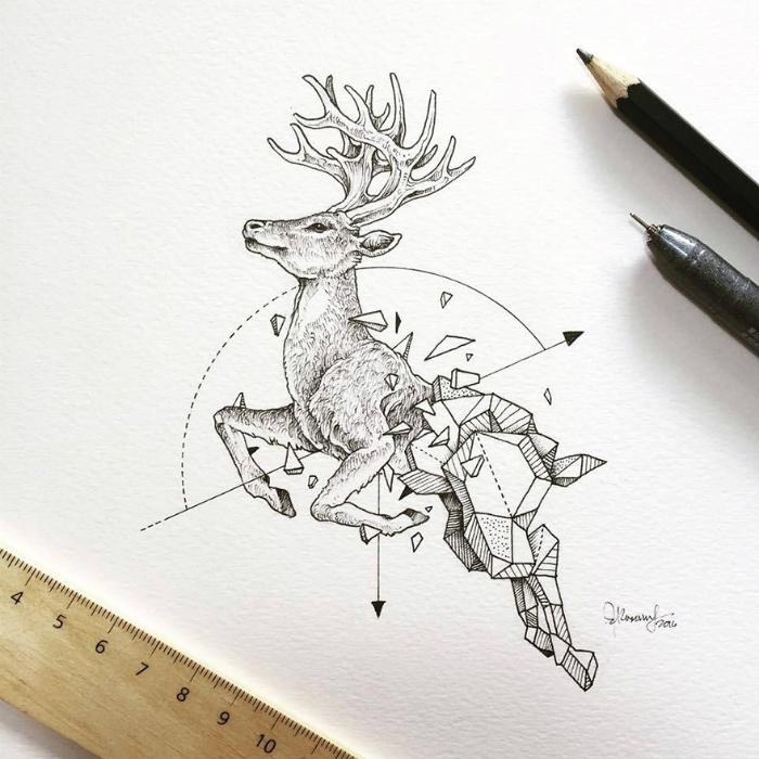 geometrickezvieratasuperilustracie
