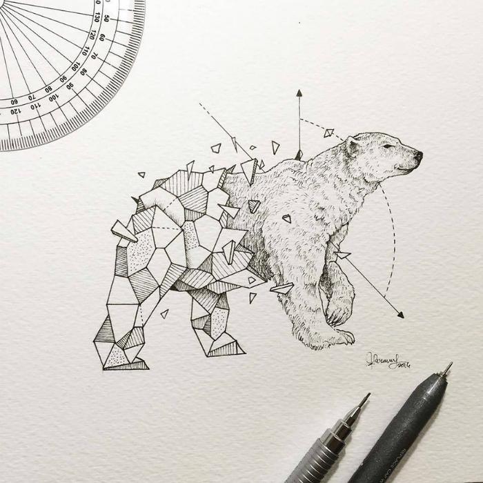 geometrickezvieratasuperilustracie1