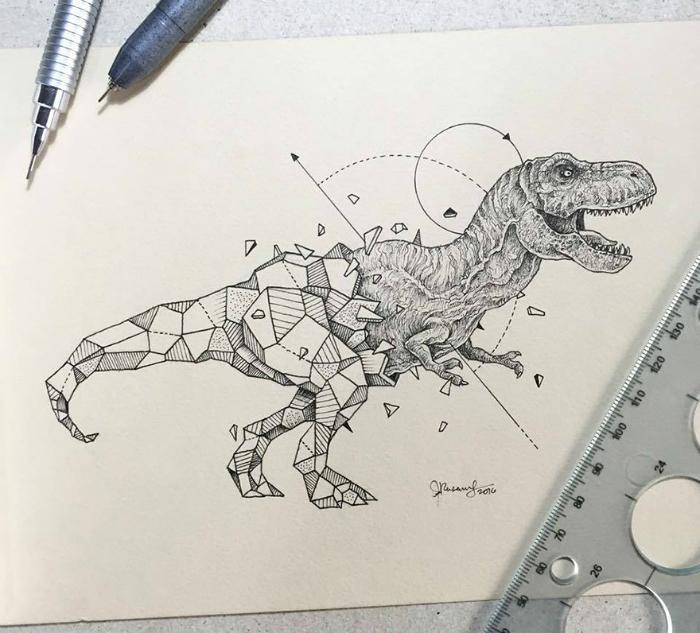 geometrickezvieratasuperilustracie4