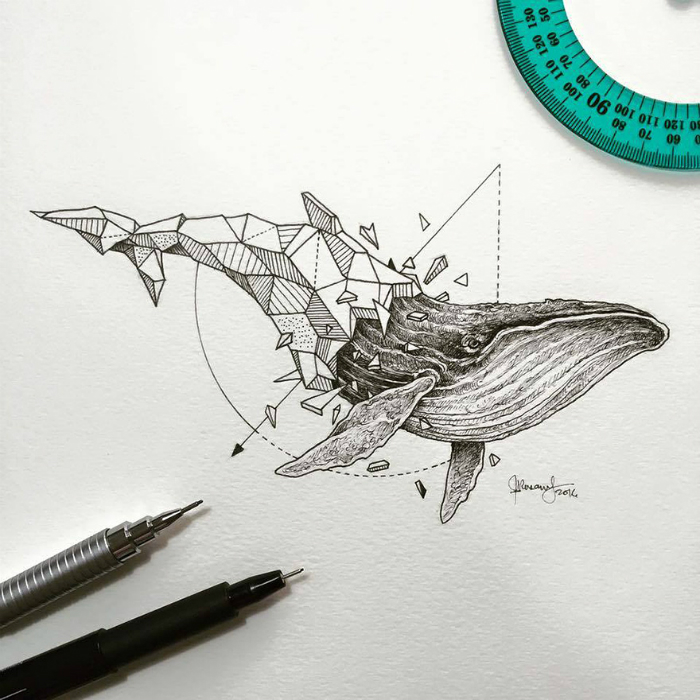 geometrickezvieratasuperilustracie8