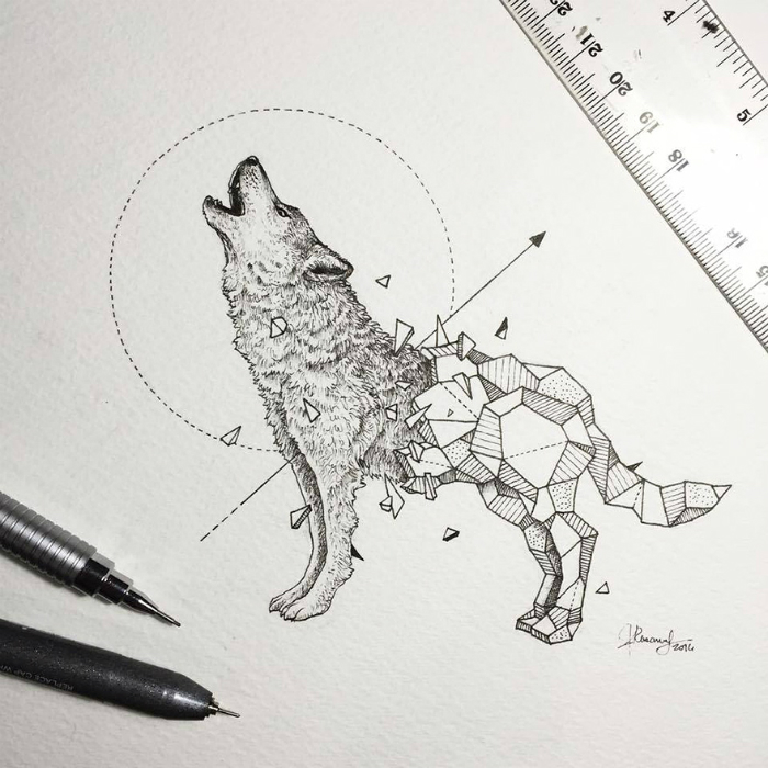 geometrickezvieratasuperilustracie9