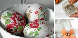 Betónové veľkonočné vajíčka | DIY návod a inšpirácie