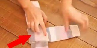 Ako poskladať ponožky rýchlo a úhľadne