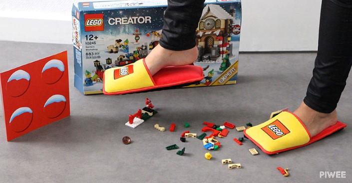 antilego papuce 3