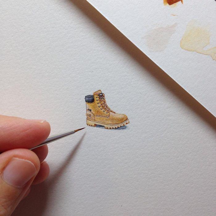 Brooke Rothshank miniaturne malby 10