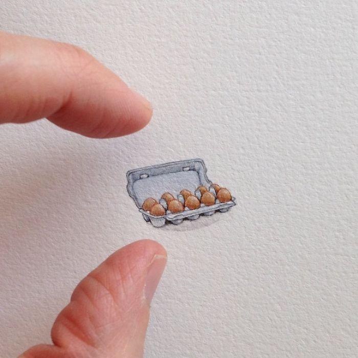 Brooke Rothshank miniaturne malby 13