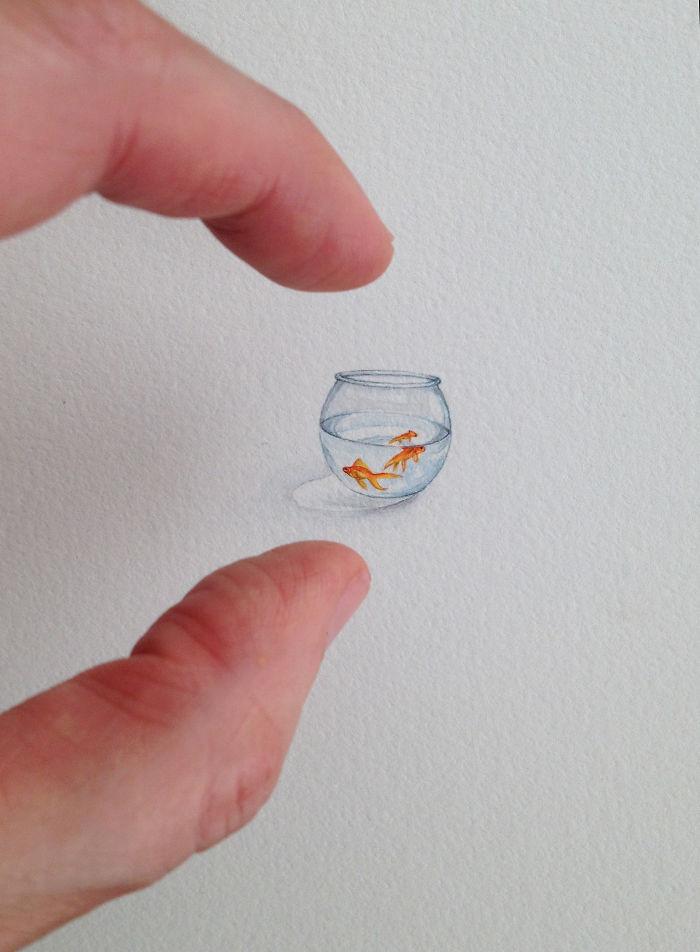Brooke Rothshank miniaturne malby 5