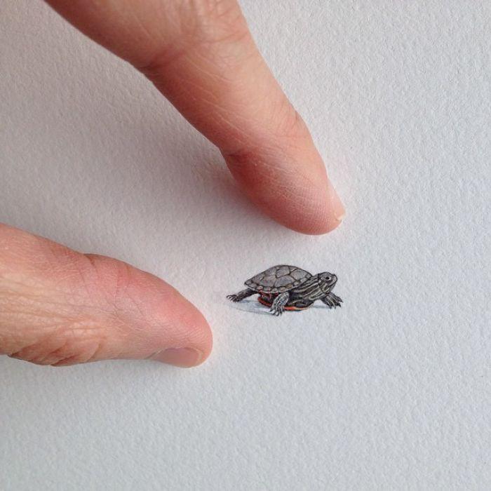 Brooke Rothshank miniaturne malby 8
