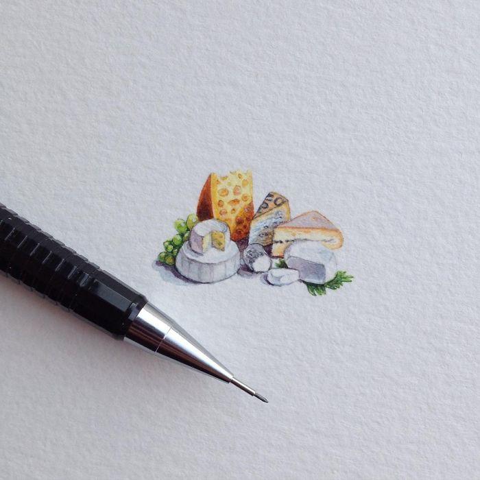 Brooke Rothshank miniaturne malby 9