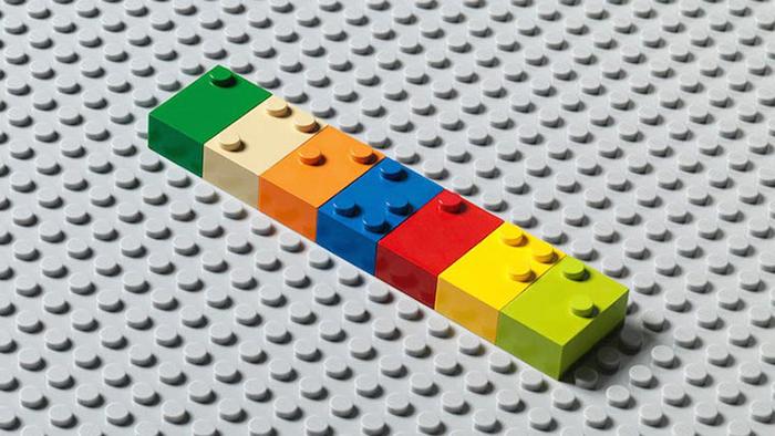 braillovo lego pre nevidiace deti 1