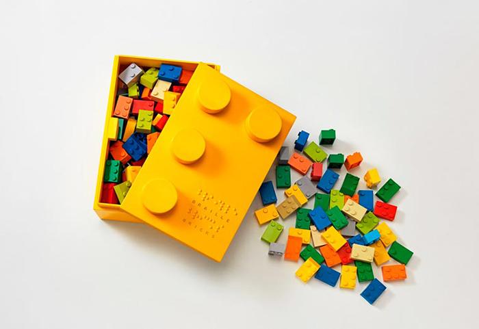 braillovo lego pre nevidiace deti 9
