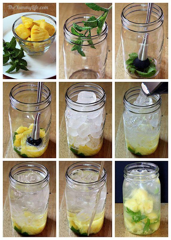 recepty na ochutene ovocne vody 3
