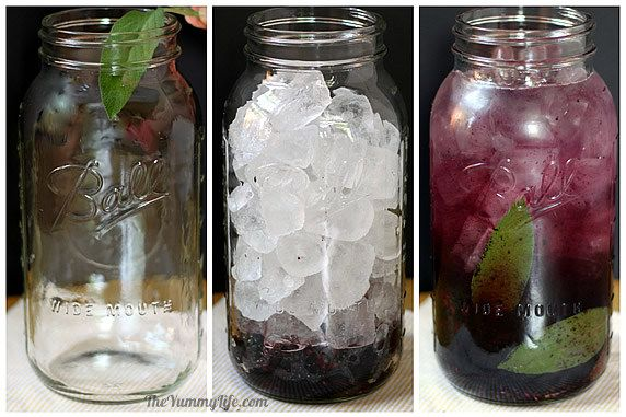 recepty na ochutene ovocne vody 4