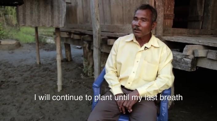 Jadav Payeng majuli vysadzanie stromcekov 11