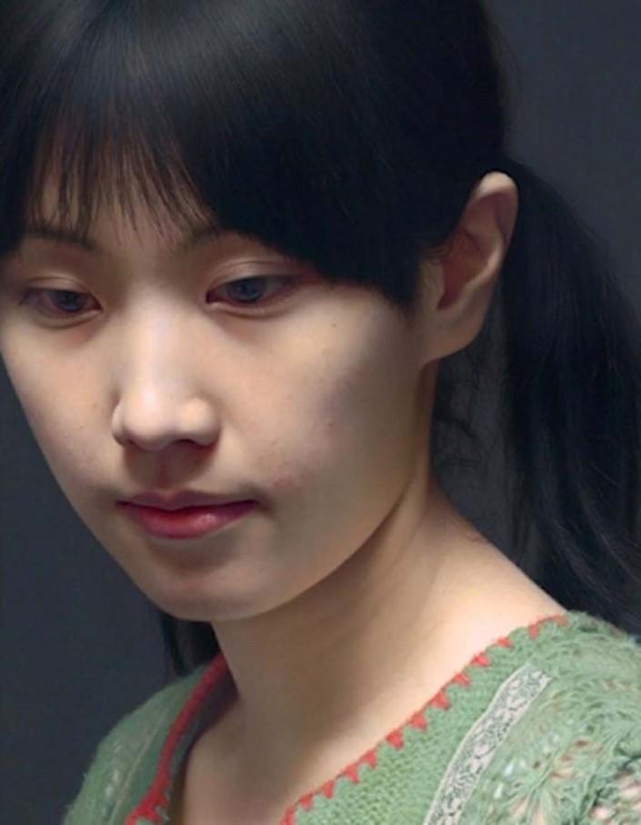 Leng Jun hyperrealisticke malby 2