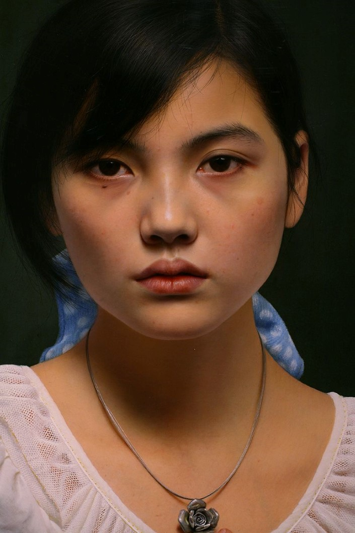 Leng Jun hyperrealisticke malby 8
