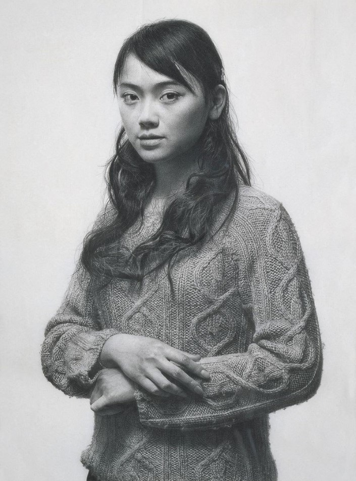 Leng Jun hyperrealisticke malby 9