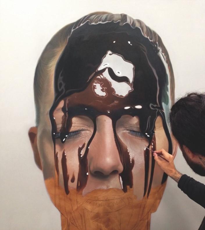Mike Dargas fotorealisticke malby umenie 10