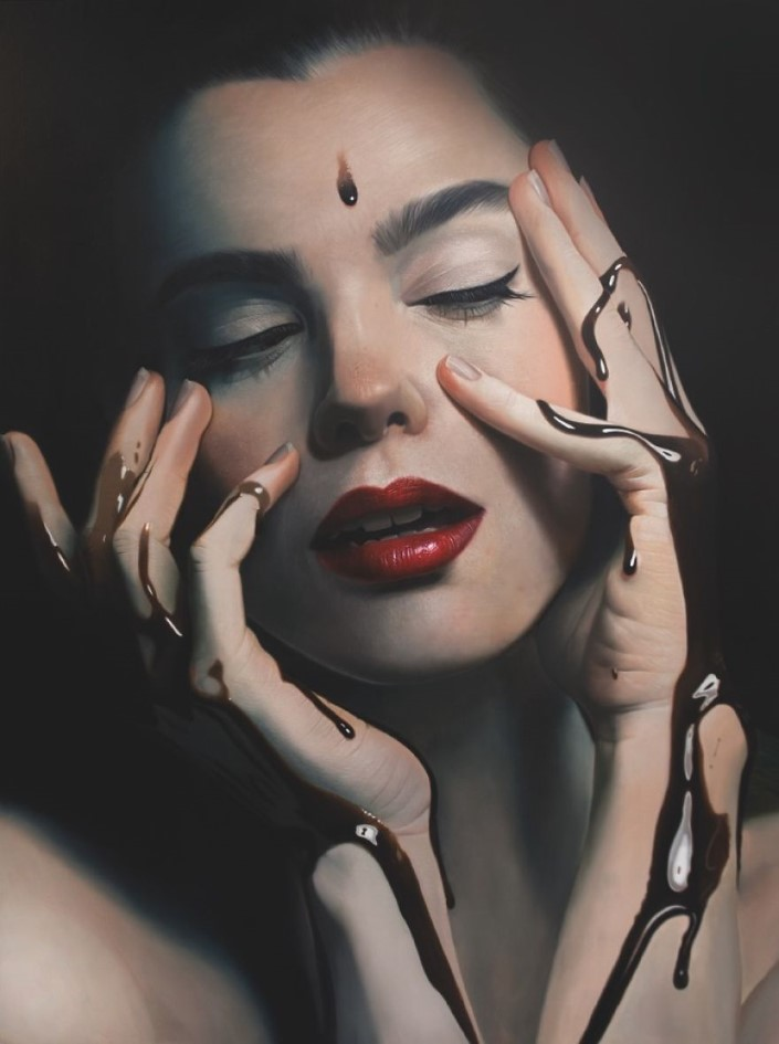 Mike Dargas fotorealisticke malby umenie 8
