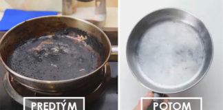 Ako vyčistiť pripálený riad práškom do pečiva | Návod ako na to