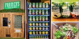 Farmárske automaty ponúkajúce zdravé jedlá by ocenil nejeden z nás