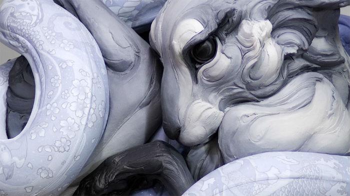 socharka z washingtonu vytvára sochy ktore ilustruju ludske emocie a pohnutky (1)