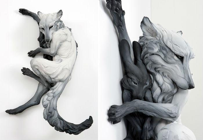 socharka z washingtonu vytvára sochy ktore ilustruju ludske emocie a pohnutky (11)