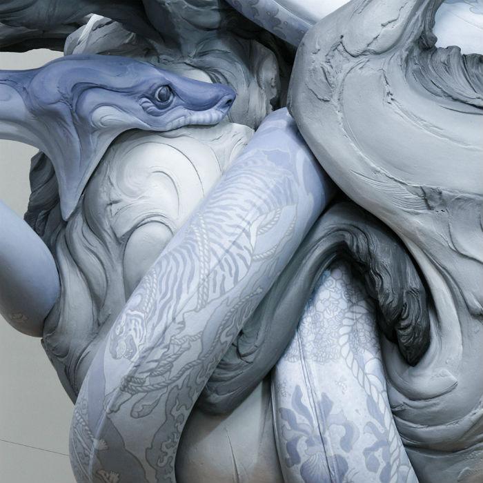 socharka z washingtonu vytvára sochy ktore ilustruju ludske emocie a pohnutky (14)