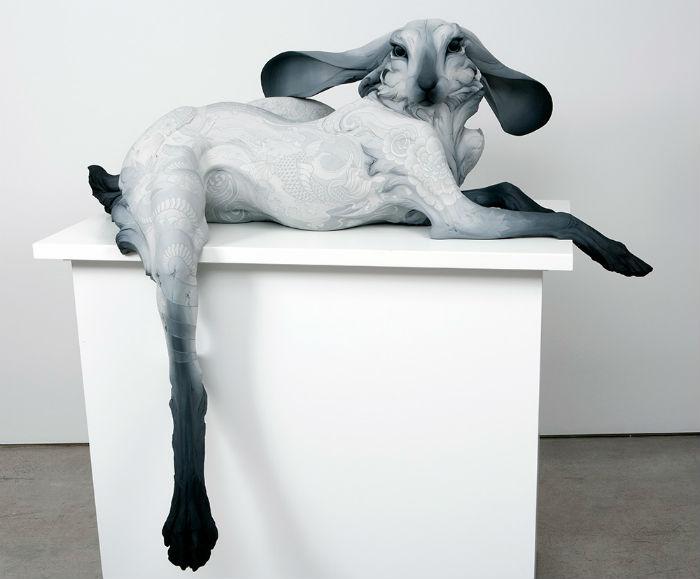 socharka z washingtonu vytvára sochy ktore ilustruju ludske emocie a pohnutky (5)