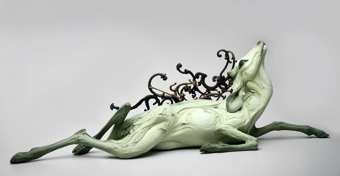 socharka z washingtonu vytvára sochy ktore ilustruju ludske emocie a pohnutky (7)