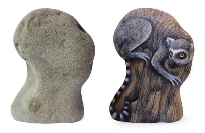 roberto-rizzo-pittore-malby-zvierat-na-kamene-9