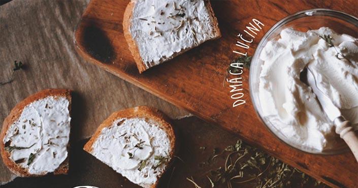 Domáca lučina | Recept na neodolateľný nátierkový syr