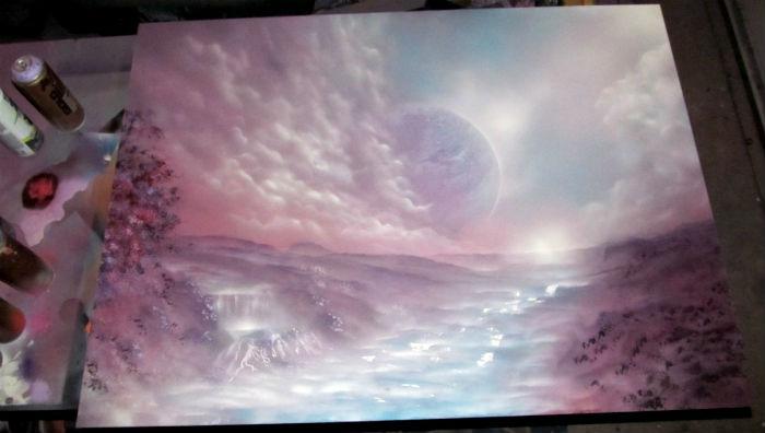umelec z ibm vytvara neuveritelne krasne obrazy farbami v spreji (1)