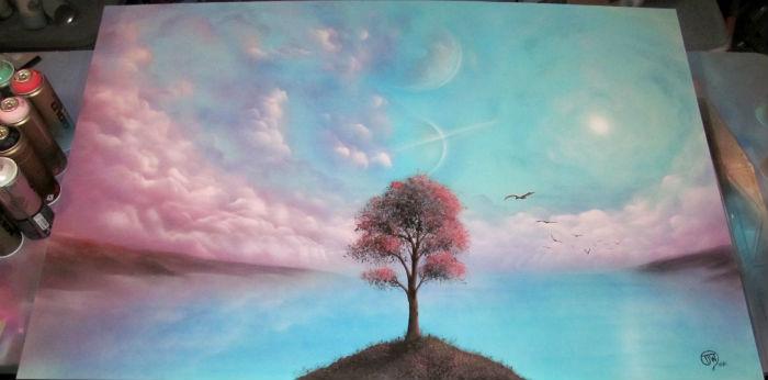 umelec z ibm vytvara neuveritelne krasne obrazy farbami v spreji (5)