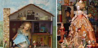 Rozprávkové bábiky Nancy Wiley v sebe ukrývajú príbehy